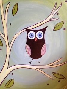 Crimson Owl