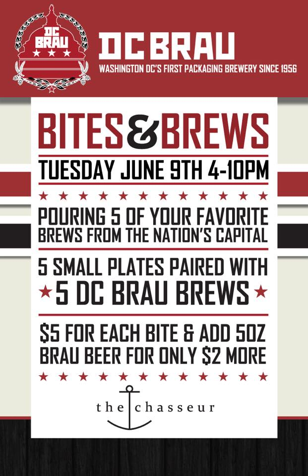 DC Brau Bites & Brews